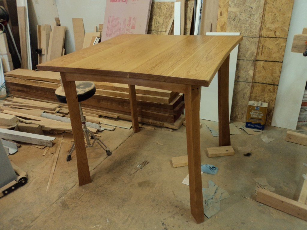 Tall Table CP Woodworks